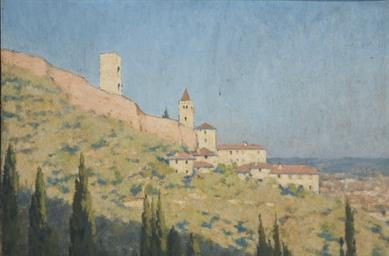Ville de Toscane