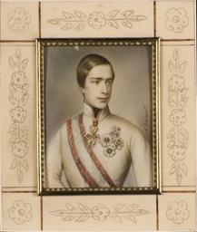 Portrait de Franz Josef, Archi