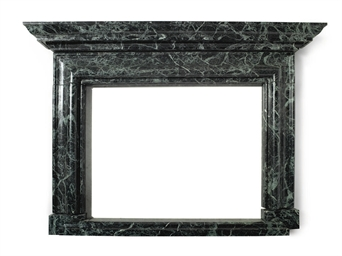 A FLEMSIH VERDE ANTICO MARBLE