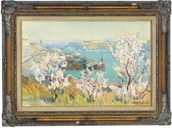 Spring in Sebastpol