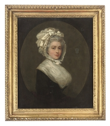 Portrait of a lady, bust-lengt