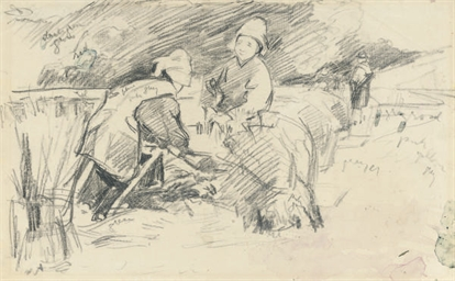 Study of harvesters
