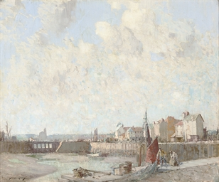 Away to sea, Dieppe
