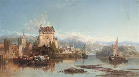 A view on the Rhine