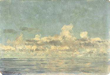 Sea and cloud study