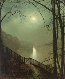 Moonlight on the lake, Roundha