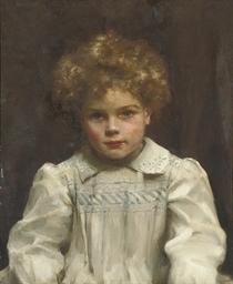 Portrait of Geoffrey Denzil Pi