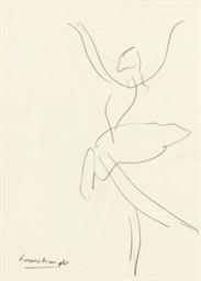 A folio of twenty ballet and t