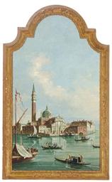 View of the San Giorgio Maggio