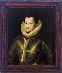 Portrait of a Knight of Malta,