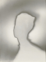 Mme. Fenn, Solarized Portrait, 1946