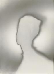 Mme. Fenn, Solarized Portrait,