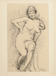 Nude gesture drawing; and thir