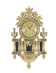A SWEDISH GILTWOOD AND GILT-ME