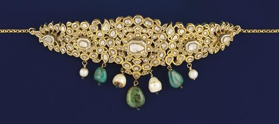 A 19th century Indian diamond,