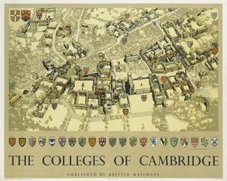 COLLEGES OF CAMBRIDGE
