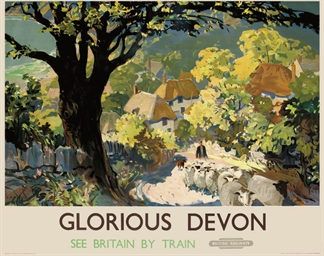 GLORIOUS DEVON
