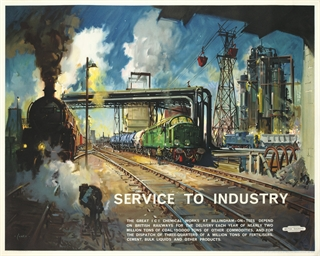 SERVICE TO INDUSTRY