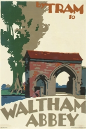 BY TRAM TO WALTHAM ABBEY
