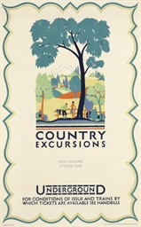 COUNTRY EXCURSIONS, EDGWARE