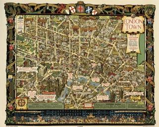 LONDON - PAST & PRESENT