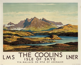THE COOLINS, ISLE OF SKYE