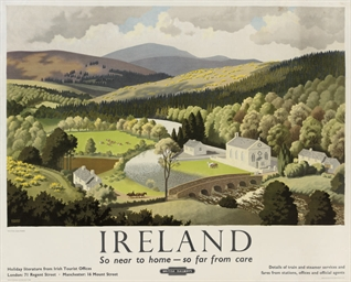 IRELAND, VALE OF CLARA, COUNTY
