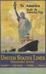 UNITED STATES LINES, 'LEVIATHA