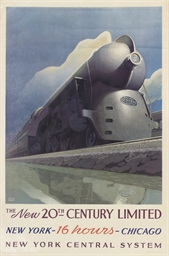 THE NEW 20TH CENTURY LIMITED,