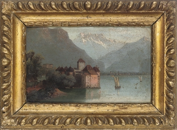Château de Chillon, Lake Genev