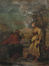 Christ with the Woman of Samar