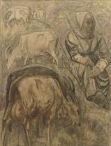 Geitenhoedster - Goatherd