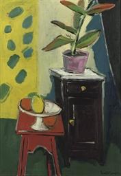 Atelierhoekje - Studio corner