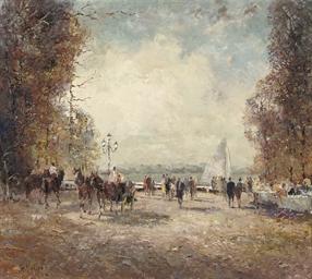 Promenade am Starnbergersee -