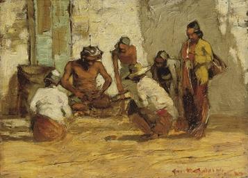 Toekang soldiers