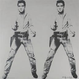 Elvis - platinum