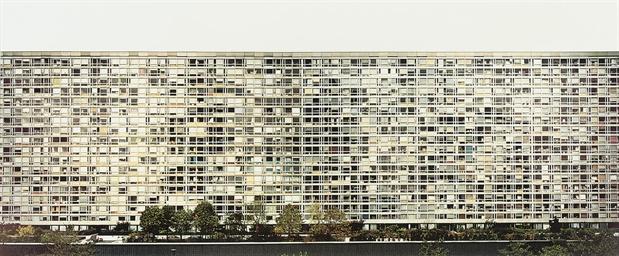 Montparnasse, Porticus, Frankf