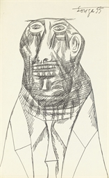 Untitled (Portrait of a Man)