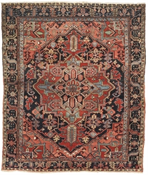 A HERIZ CARPET, NORTH-WEST PER