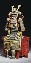 An O-Yoroi-Style Suit of Armor