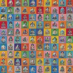 Happy Buddha, 2007