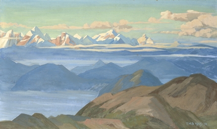 Kangchenjunga Massif