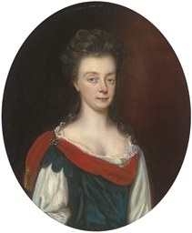 Portrait of Lady Elizabeth Har