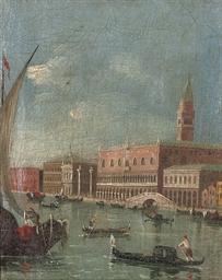 The Bacino di San Marco, Venic