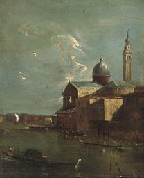 A view of San Giorgio Maggiore