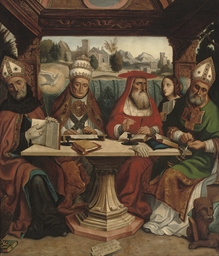 The Four Doctors of the Church