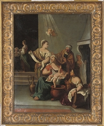 The Birth of Saint John the Ba