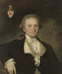 Portrait of Nicholas Donnithor