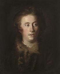 Portrait of the sculptor Josep