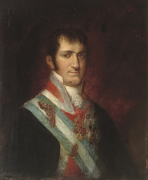 Portrait of a Spanish nobleman